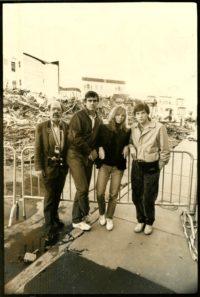 Vicki Sheff 1989 San Francisco earthquake