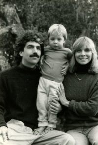 David, Vicki & Nic Playboy Portrait